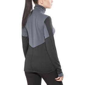 Norrøna Falketind Warm1 Stretch Sweat-shirt de survêtement Femme, caviar